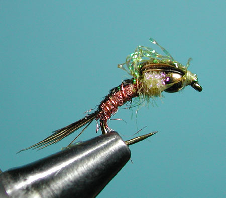 Trina's Bubbleback Emerger PMD