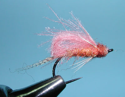 CDC Bubbleback Caddis Emerger, Brown