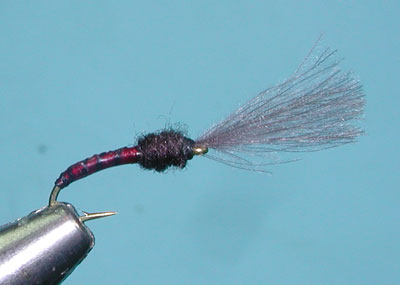 Blood Midge Colored Emerger