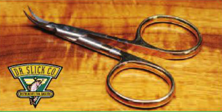 "3.5"" Curved Arrow Scissors"