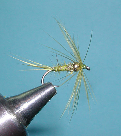 Hare's EarSoft Hackle