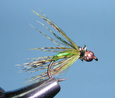 Partridge Hot Wire Soft Hackle