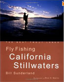 Fly Fishing California Stillwaters