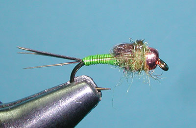 CB Wired Micro May - Chartreuse